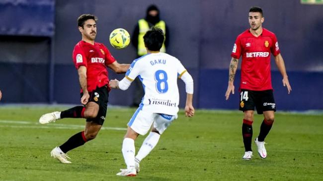 El RCD Mallorca suma tres puntos ante el CD Leganés (0-1)