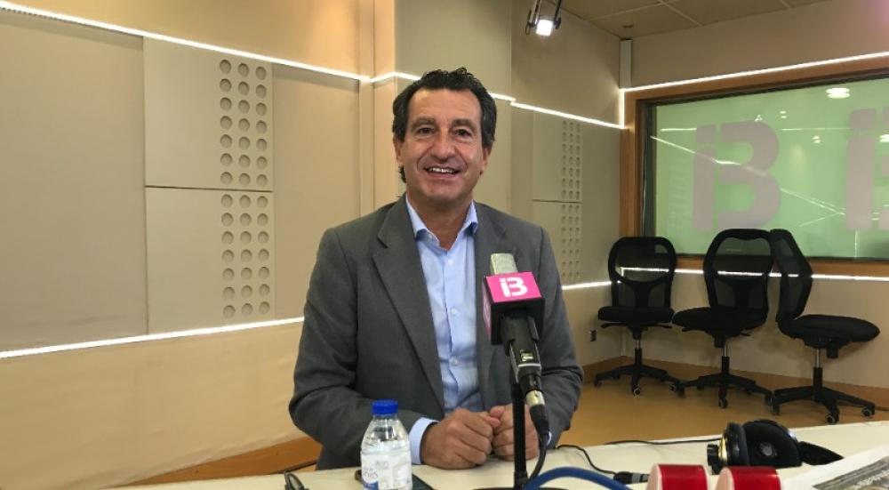 """Company: """"Pedimos que la visita de Armengol a Madrid sea productiva para Balears"""""""
