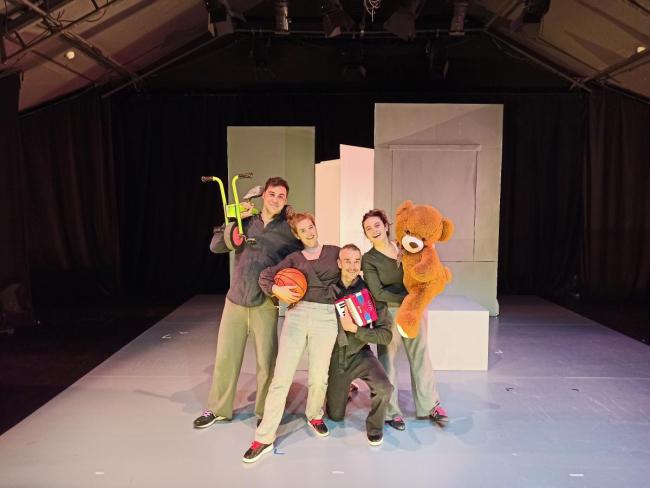 El Teatre Principal estrena Les Petites Coses, una proposta per a tots els públics