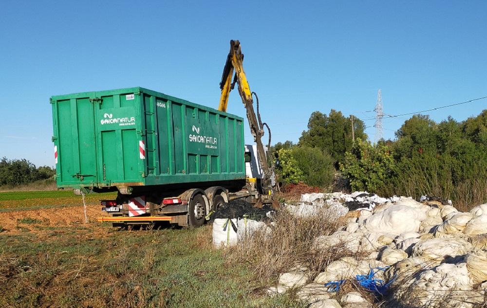 2,1 millones de euros para financiar proyectos municipales en materia de gestión de residuos