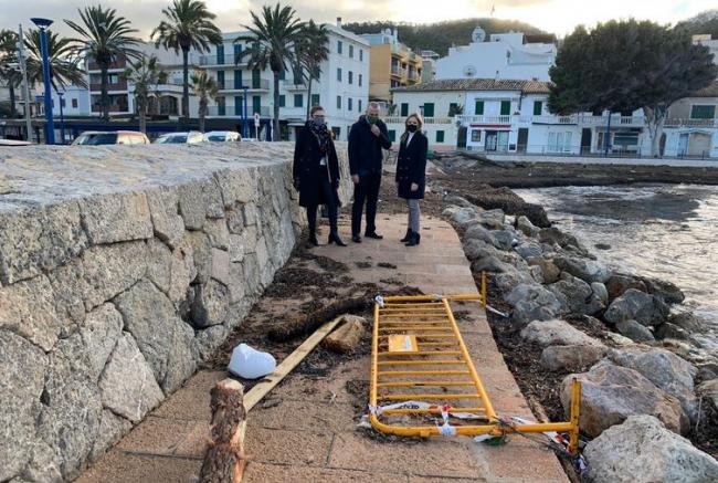Cs Baleares instará al Govern a que aumente la inversión en mantenimiento en el Port d'Andratx