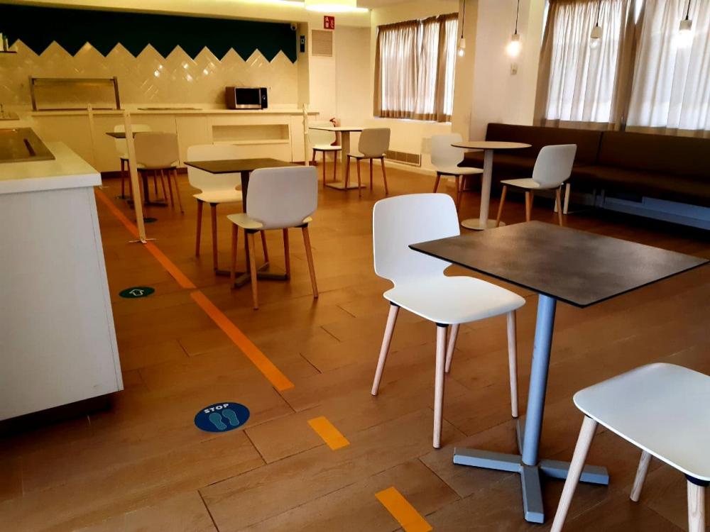 Se acogerán personas sin hogar en el hotel COVID ante la anunciada bajada de las temperaturas