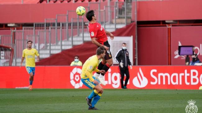 El RCD Mallorca cae ante la UD Las Palmas (0-1)