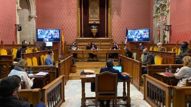 Los partidos del Pacto del Consell de Mallorca presentan propuestas para continuar liderando la recuperación económica