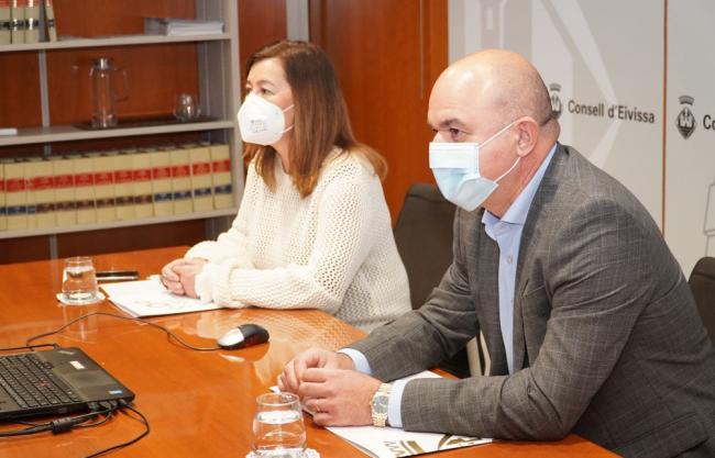 Los negocios de Ibiza afectados por las restricciones recibirán 7,4 millones en ayudas directas