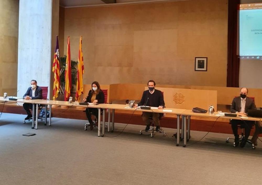 El Govern propone un nuevo modelo de OSP (Obligación de Servicio Público) entre Maó y Barcelona