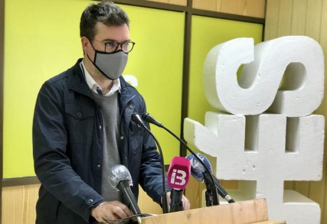 MÉS reclama al gobierno español un 'Plan de Rescate' para reactivar la economía de las Islas Baleares