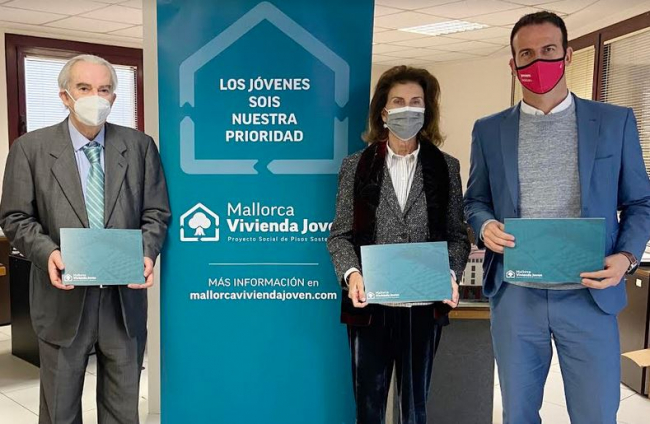 Presentan la iniciativa Mallorca vivienda joven