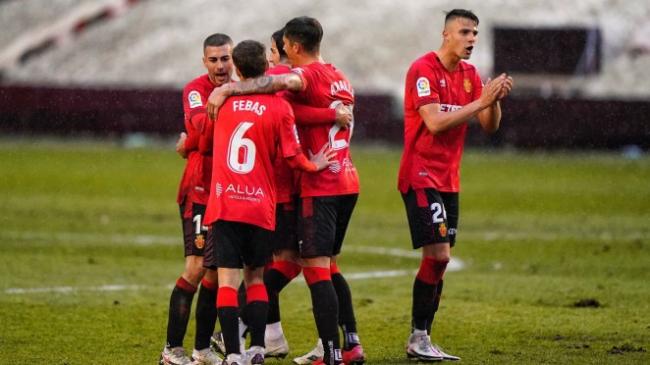 Importante triunfo del RCD Mallorca frente al Rayo Vallecano (1-3)