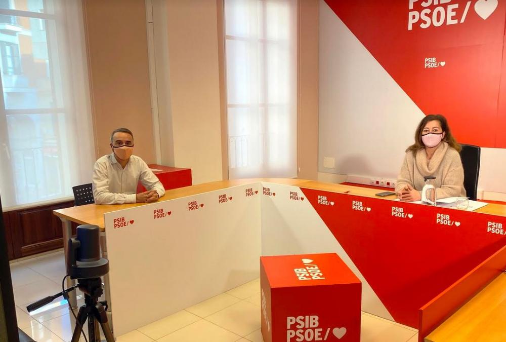 Salvar vidas, la recuperación económica y la vacunación, prioridades de los socialistas en el Comité Federal del PSOE