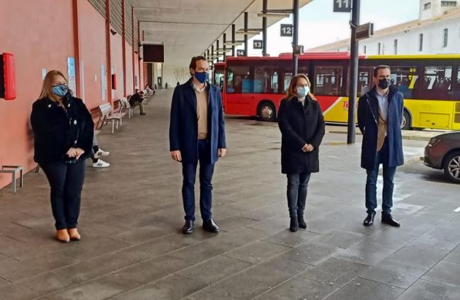 El Govern cede la estación de buses de Maó al Consell de Menorca