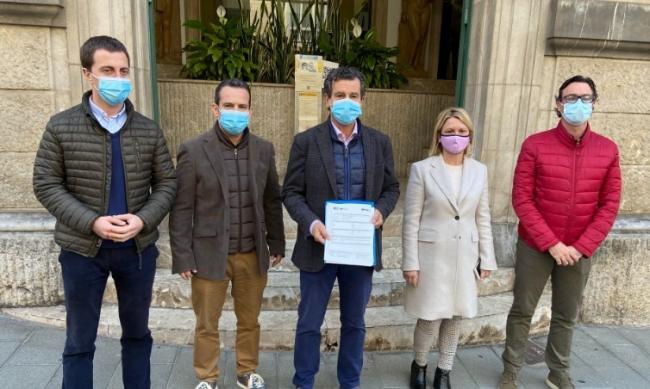 """Company registra un escrito en Delegación de Gobierno """"para reclamar a Sánchez más vacunas para Balears"""""""