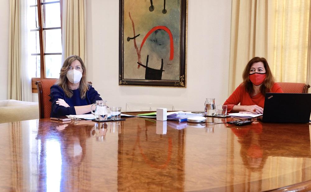 El Govern aprobará el viernes el paso de Formentera a nivel 4 reforzado