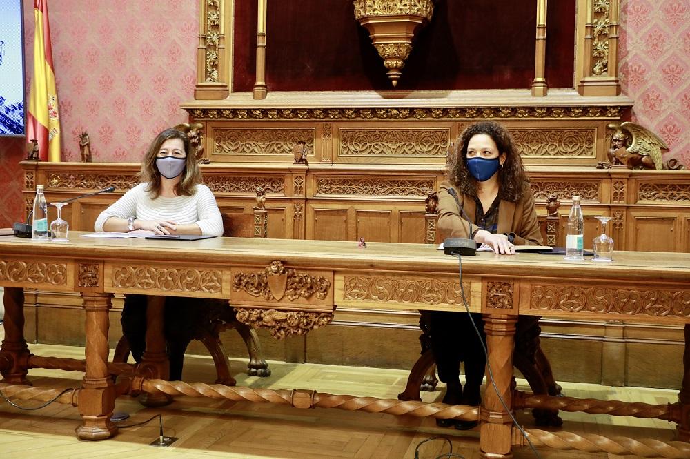 Se inicia el traspaso de las competencias de ordenación turística al Consell de Mallorca