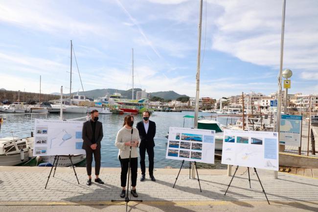 El Govern invierte 6,1 millones de euros en la reforma del puerto de Cala Rajada