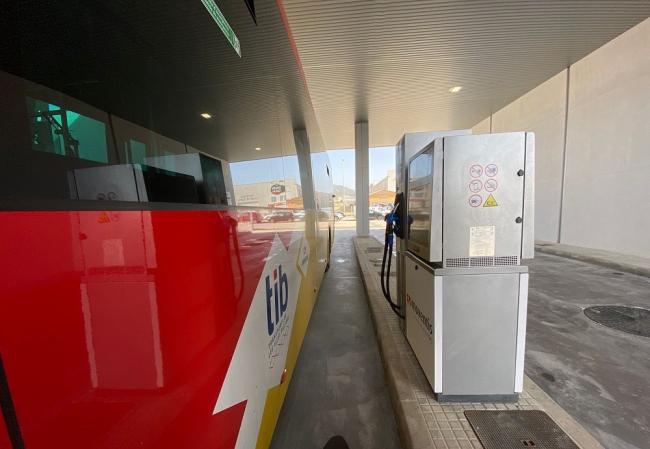 Presentan una nueva gasinera en Calvià