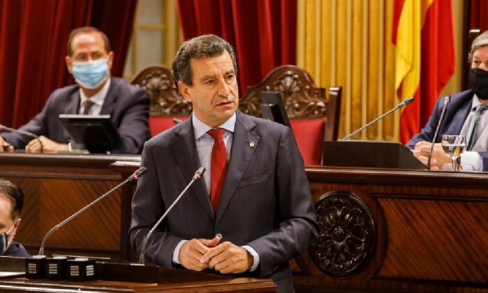 """Company: """"El Govern Armengol quiere un comisario político al frente de la Oficina Anticorrupción"""""""
