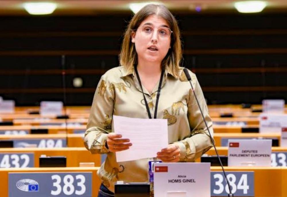 Alicia Homs: la aprobación del Mecanismo de Recuperación y Resiliencia 'supone un antes y un después en el proyecto europeo'