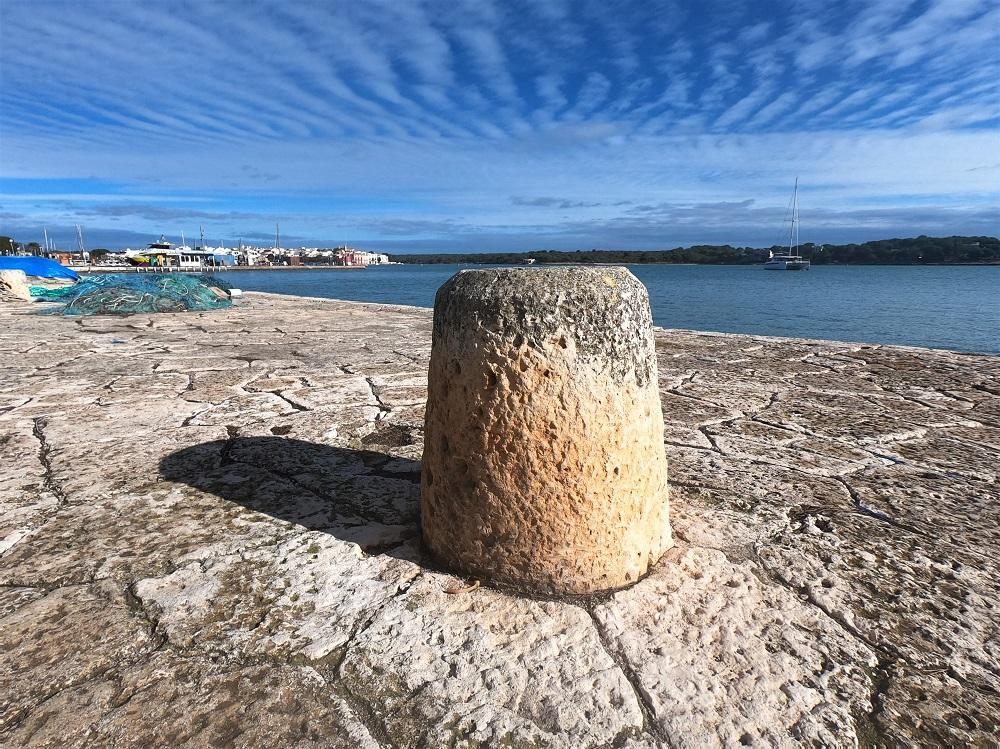 Ports IB garantiza la conservación del conjunto patrimonial del muelle de Portocolom
