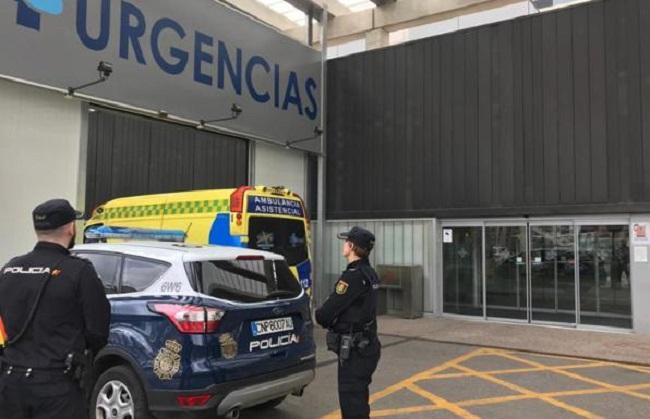 La Policía Nacional de Palma detiene a un hombre por colarse en un PAC y permanecer allí toda la noche