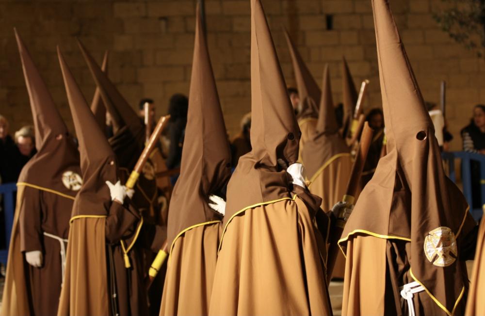 Quedan suspendidas las procesiones de Semana Santa