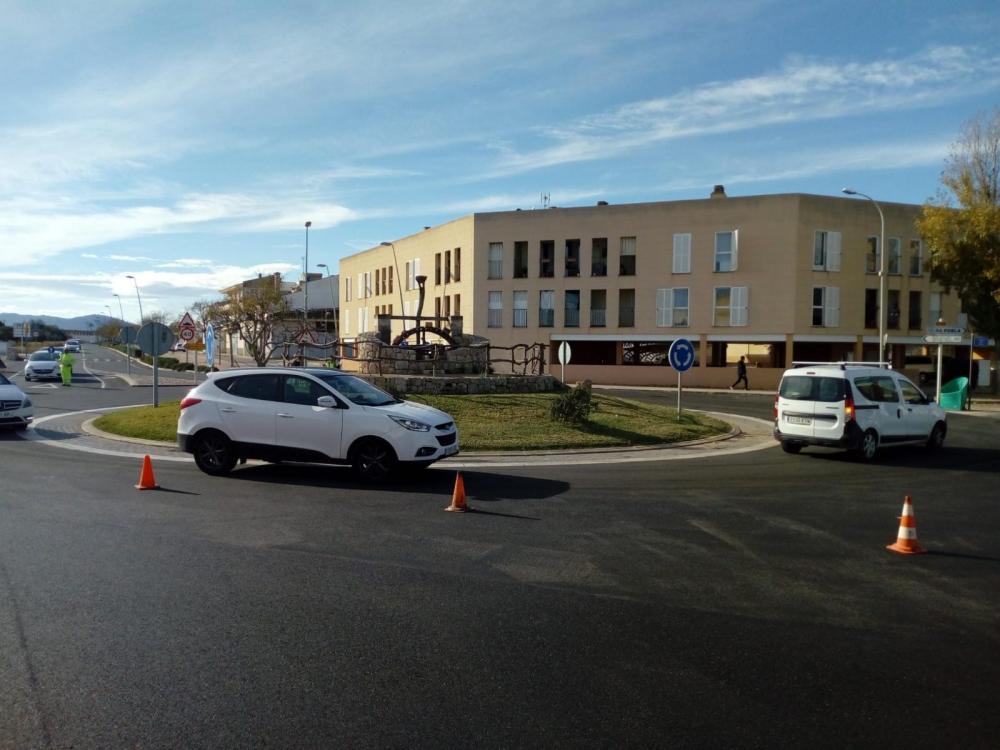 Nuevas actuaciones para dar prioridad a los peatones en los núcleos urbanos