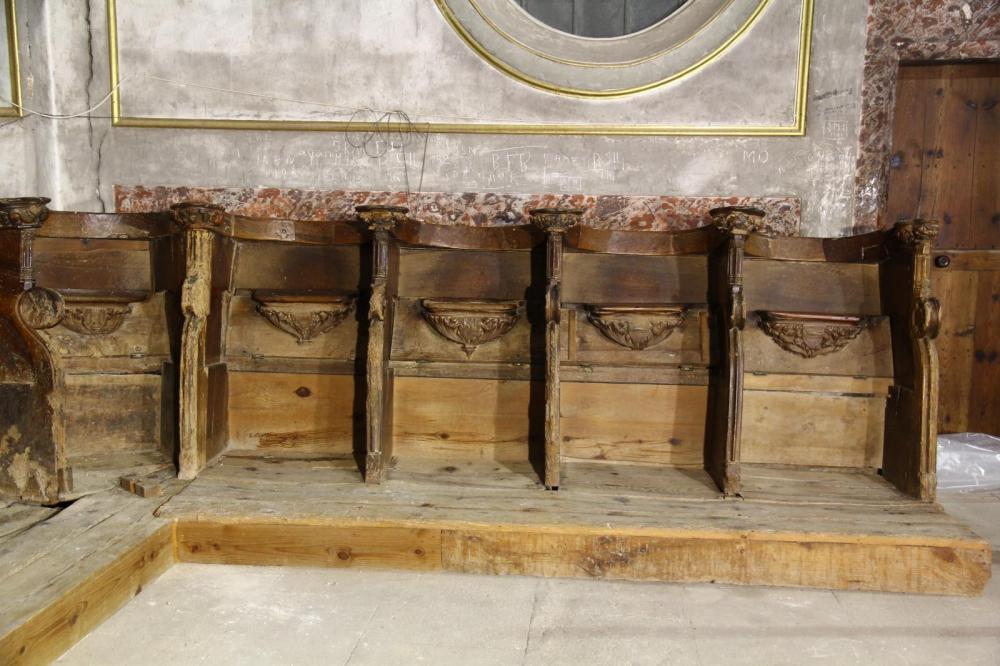 260.000 € del Consell y obispado destinados a diferentes proyectos patrimoniales de la iglesia
