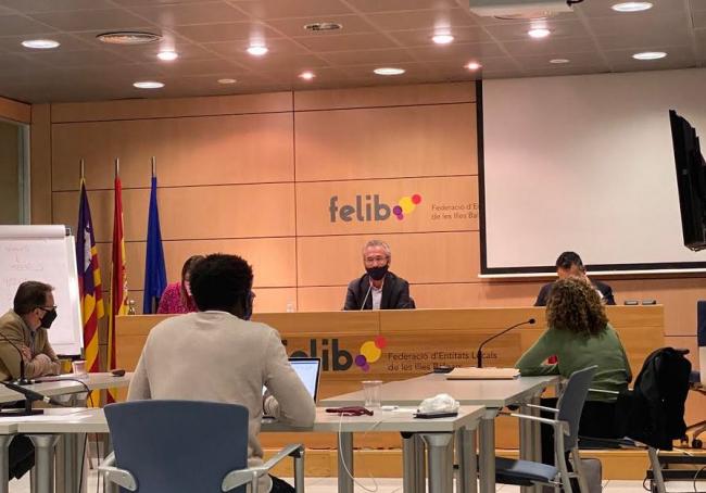 Se inicia la Comisión Política sobre la explotación sexual infantil del Instituto Mallorquín de Asuntos Sociales