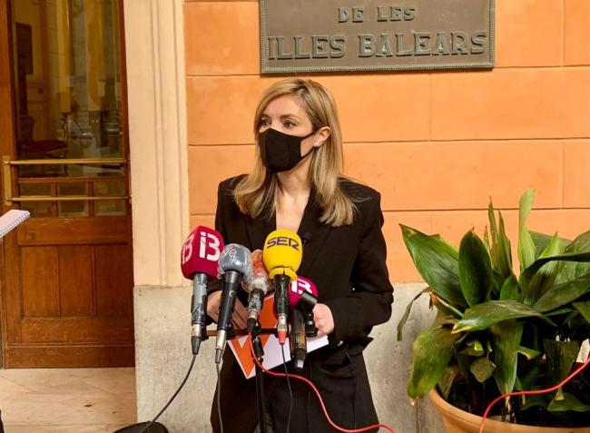 Cs Baleares pide con urgencia la comisión de investigación por los casos de vacunados VIP