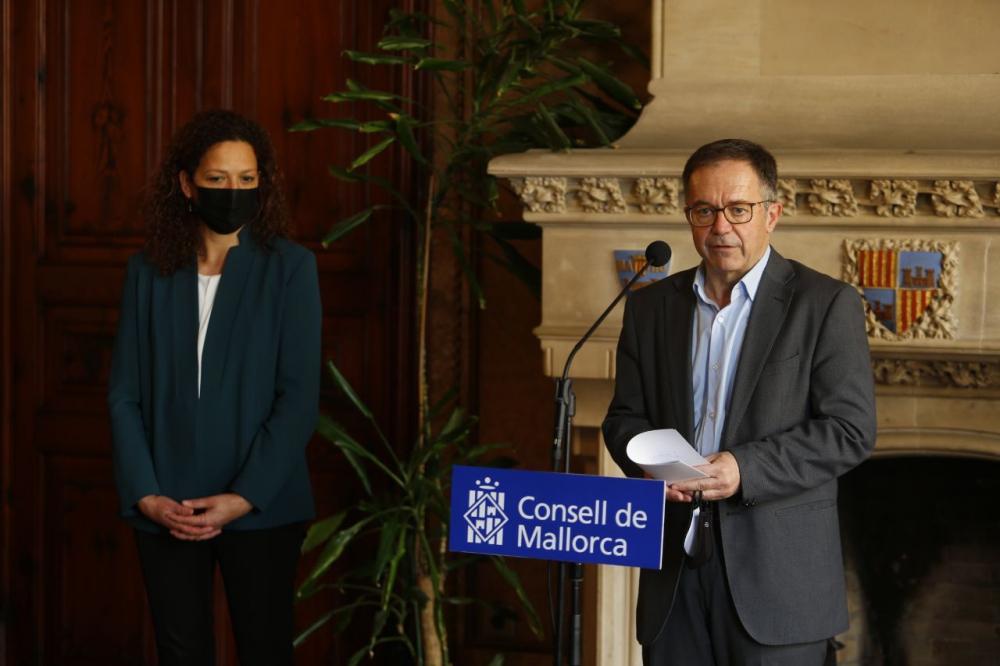 El IBAVI cederá 10 pisos al Consell de Mallorca