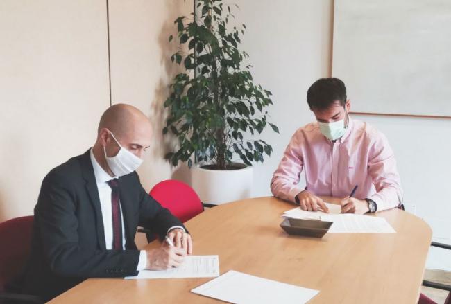 Llucmajor firma un convenio con la Oficina de prevención y lucha contra la corrupción en las Islas Baleares