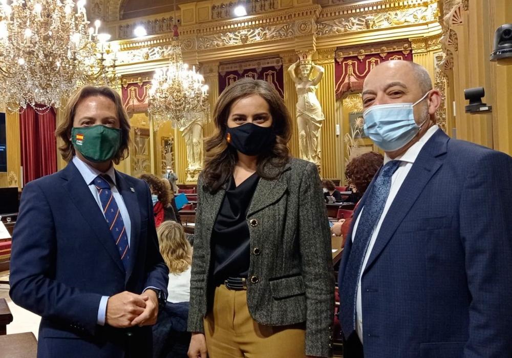Vox propone que el 8 de marzo, sea el día de las víctimas del coronavirus