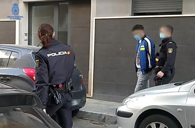 Roban la cartera a un transportista y un reloj a un cliente de un hotel en Palma