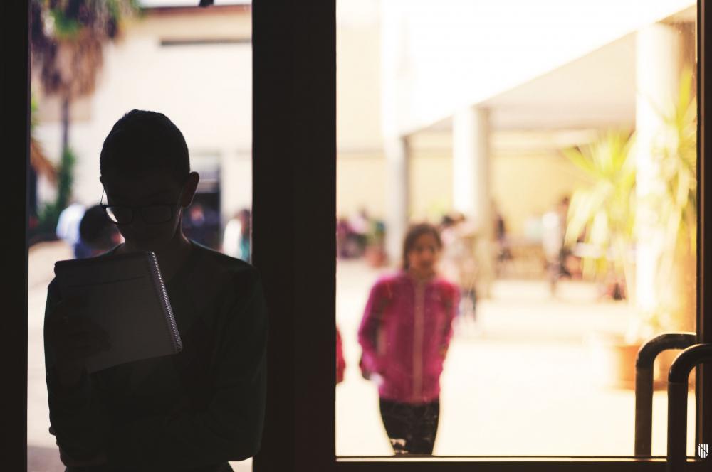 Educación abrirá un expediente disciplinario a un profesor por asediar a alumnas