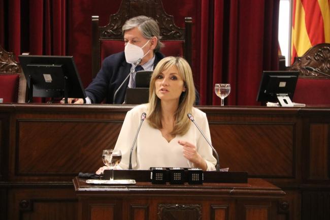 """Guasp pide a Armengol que """"asuma errores y que haga autocrítica real """" en el Debate de Política General"""