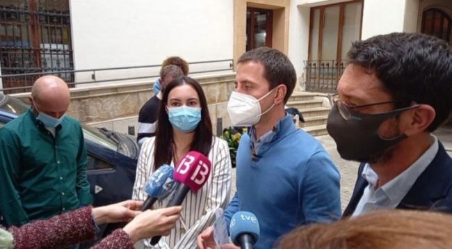 """Galmés: """"Es de extrema gravedad democrática que Cladera incumpla los acuerdos de pleno"""""""