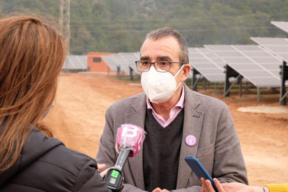 Los parques fotovoltaicos se someterán a más medidas de protección territoriales y paisajísticas