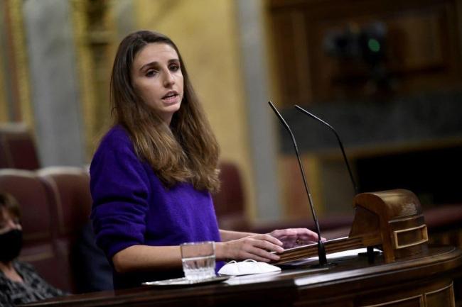 """Lucía Muñoz: """"La violencia hacia la infancia y la adolescencia deja de ser un asunto privado para convertirse en un asunto conjunto"""""""