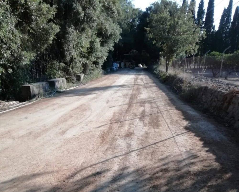 El Consell presenta el proyecto de mejora de la carretera vella de Lluc