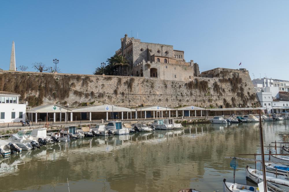 Puertos IB desestima el recurso interpuesto por Astilleros Llompart contra la adjudicación del varadero de Ciutadella a Marina Seca