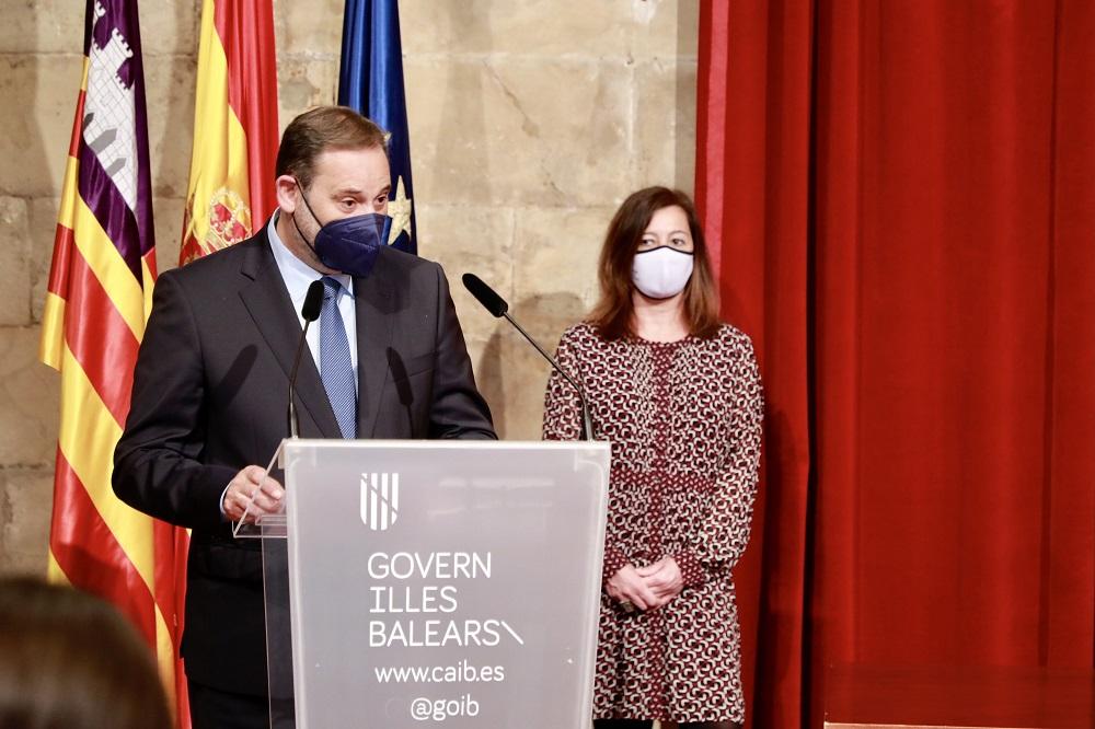 El Estado aportará 20 millones de euros en cuatro años para financiar vivienda pública en las Illes Balears
