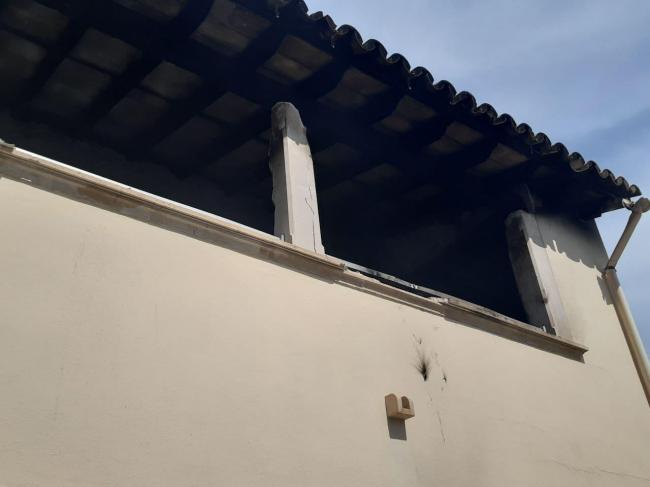 Una sobrecarga en un enchufe posible causa del incendio en un centro de menores del IMAS
