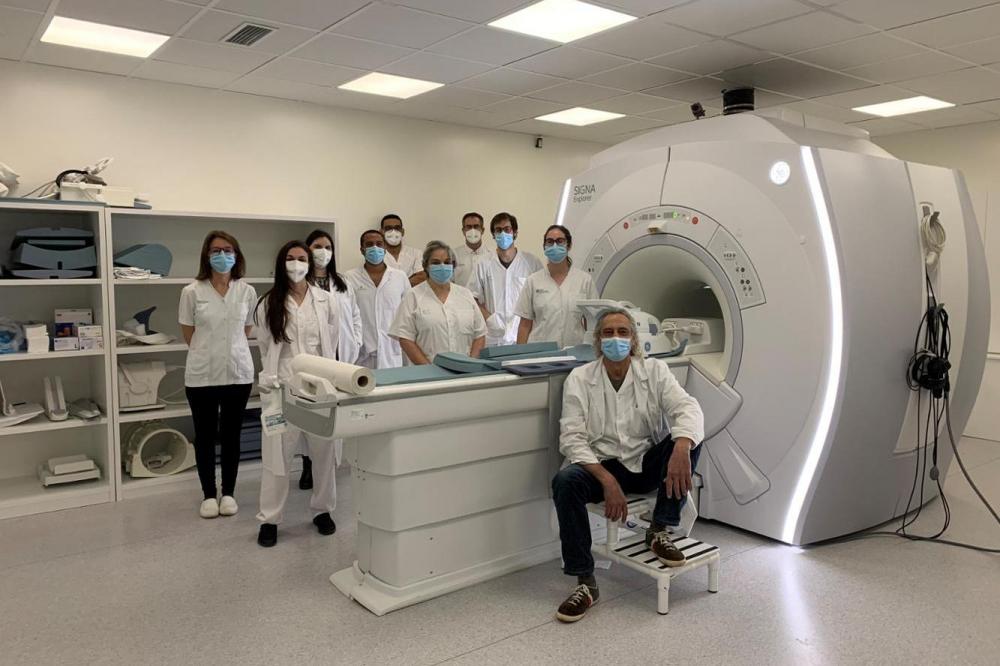 El Servicio de Radiología del Hospital de Manacor ha hecho más de 5.000 estudios con resonancia magnética en dos años