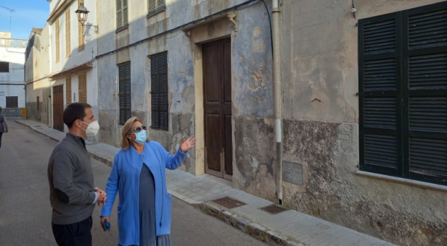 Reclaman la valoración del convento de ca ses monges de Sant Llorenç por si puede ser declarado BIC