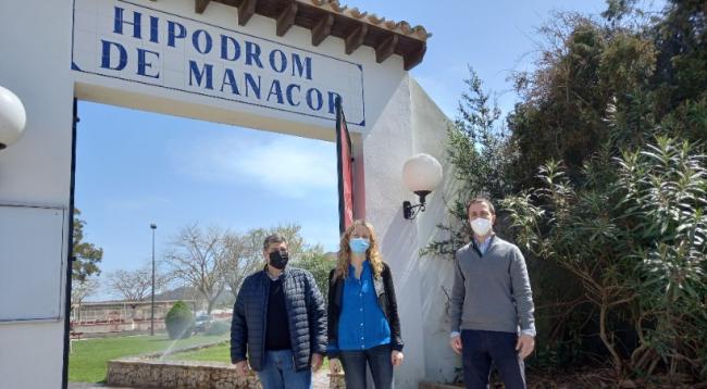 El PP reclama al Consell de Mallorca que invierta en el Hipódromo de Manacor 'por respeto al Trot'