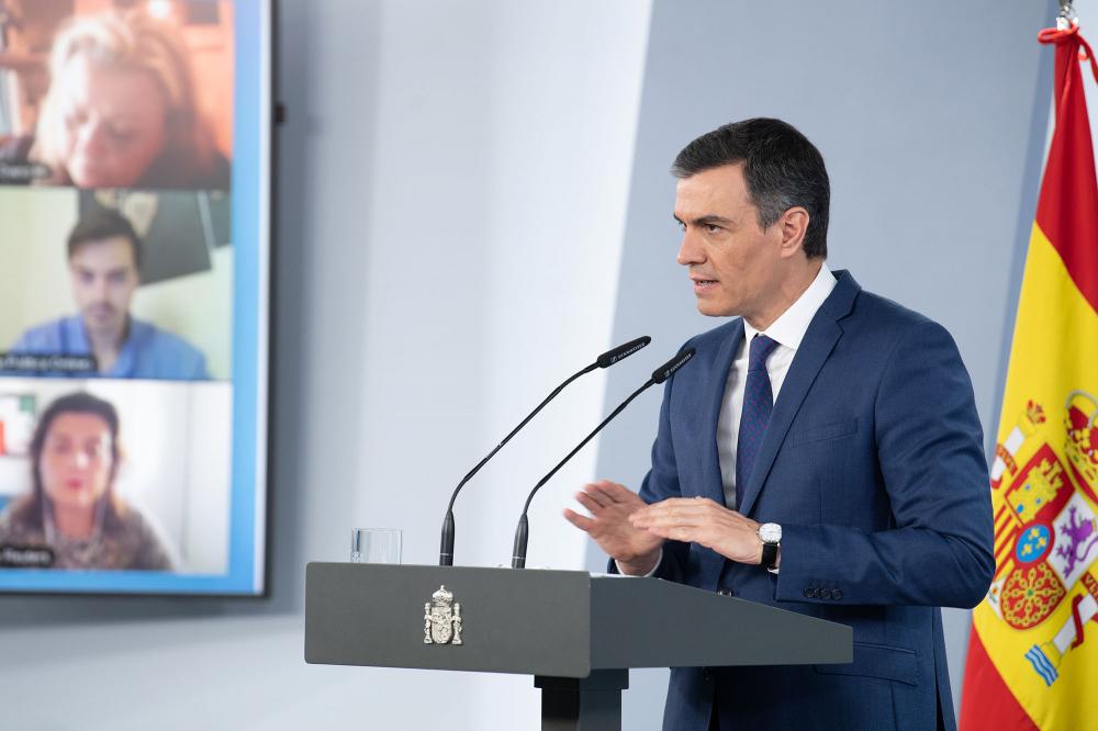 Pedro Sánchez: 'La emergencia climática es una realidad y debemos actuar ya para combatirla'