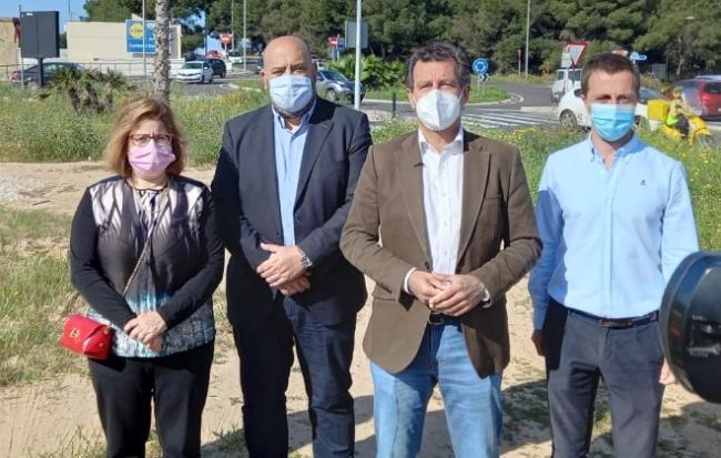 """Company exige acabar el segundo cinturón de Palma para """"mejorar los accesos y descongestionar la Vía de Cintura"""""""