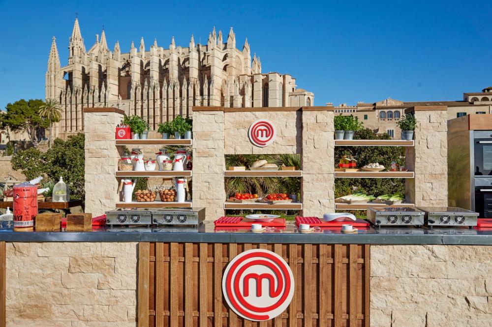 Mallorca y la capital, Palma, protagonistas de la temporada nueva de MASTERCHEF