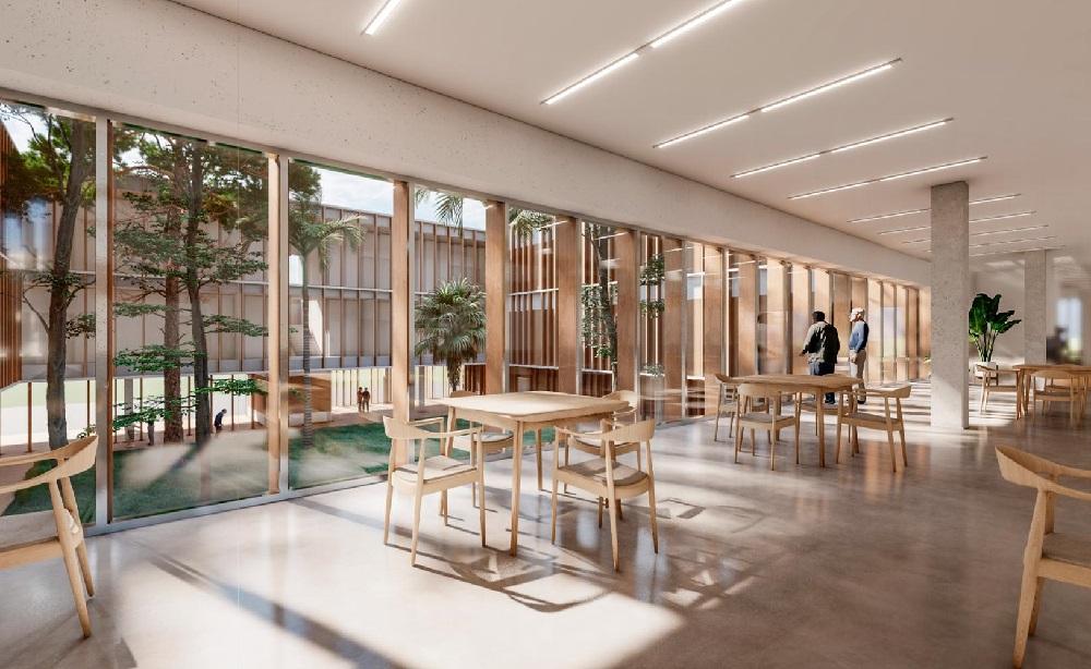 Asuntos Sociales y Deportes saca a licitación por más de 10,3 millones de euros la construcción de la nueva residencia de Maó