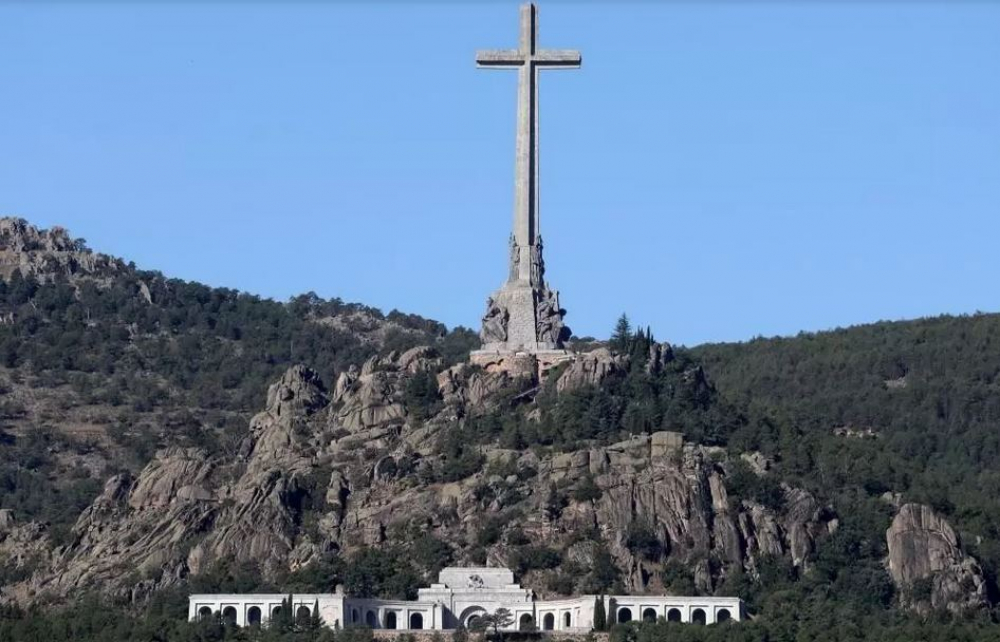 Solicitan la licencia de obras para iniciar la exhumación de las víctimas enterradas en el Valle de los Caídos